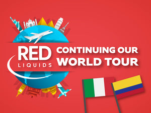 Red Liquids all over the world!