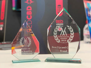 Red Liquids has won two industry awards!