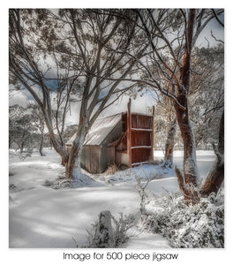 Alpine Hut, Mt Hotham VIC