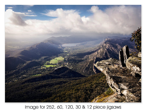 Boronia Peak, Grampians VIC