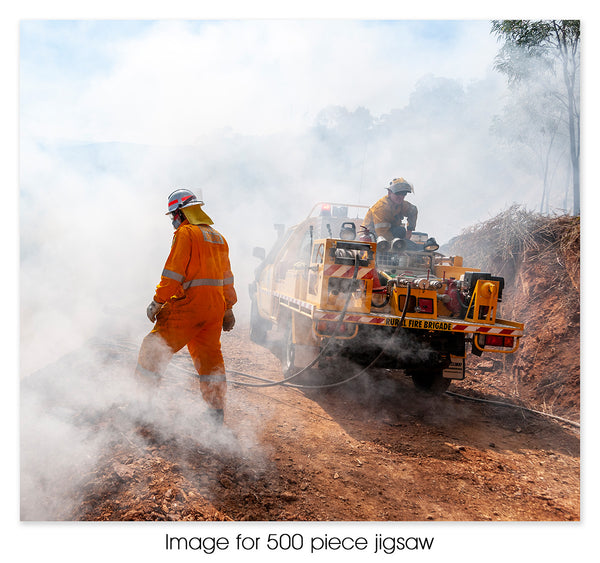 Bush Fire Brigade II