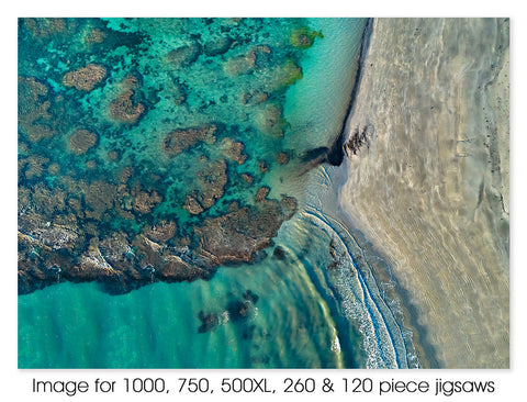 Daintree Coast aerial, QLD