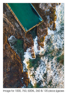 Coledale Ocean Pool, NSW