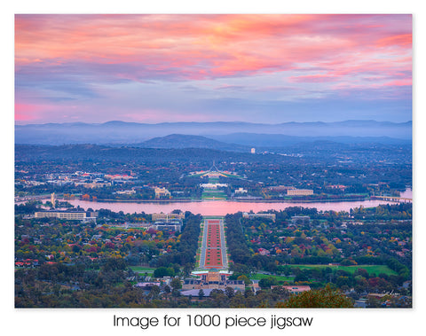 Colours of Canberra, ACT