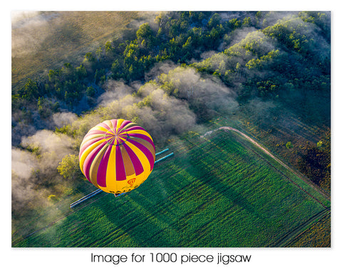 Floating Above, Hunter Valley NSW