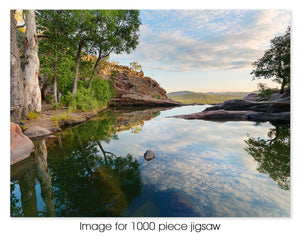 Gunlom Pools, Kakadu National Park NT
