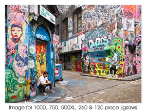 Hosier Lane 01, Melbourne VIC