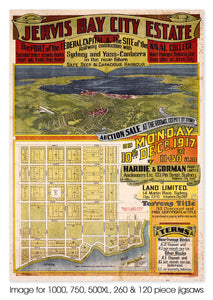 Jervis Bay City Estate - 1918