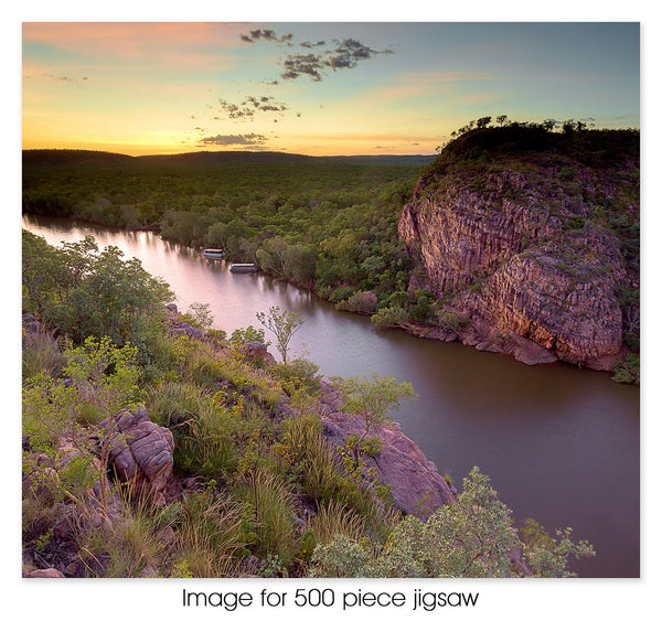 Katherine Gorge Sunset, NT