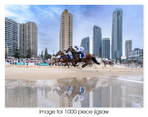 Magic Millions 2020 Beach Race, Surfers Paradise QLD