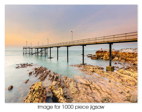 Nightcliff Jetty, Darwin NT