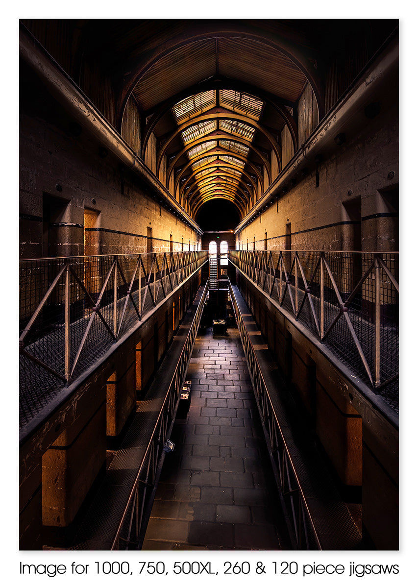 Old Melbourne Gaol, VIC