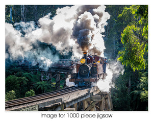 Puffing Billy, Dandenong Ranges VIC