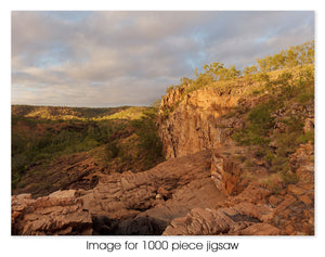 Sunrise over Nitmiluk Escarpment, NT