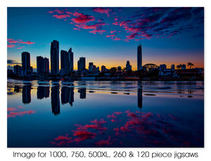 Surfers Paradise Reflections, QLD