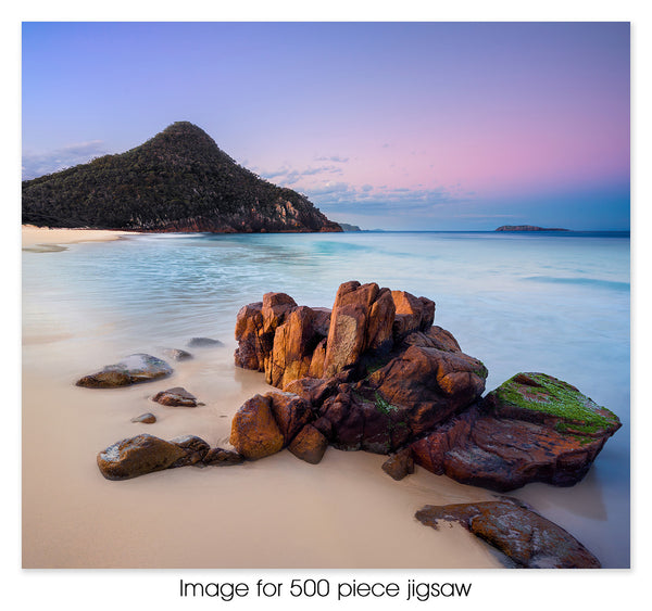 Thinking Time, Zenith Beach NSW
