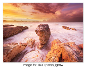 Nightcliff Rocks Sunset, NT