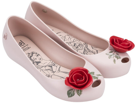 Melissa Mel Ultragirl + Beauty and the Beast Inf