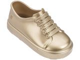 Melissa Kids golden sneakers