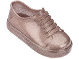 Melissa Kids's rose gold sneakers