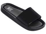 Melissa Kid's black jelly flip flops