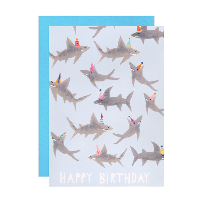 Birthday Sharks