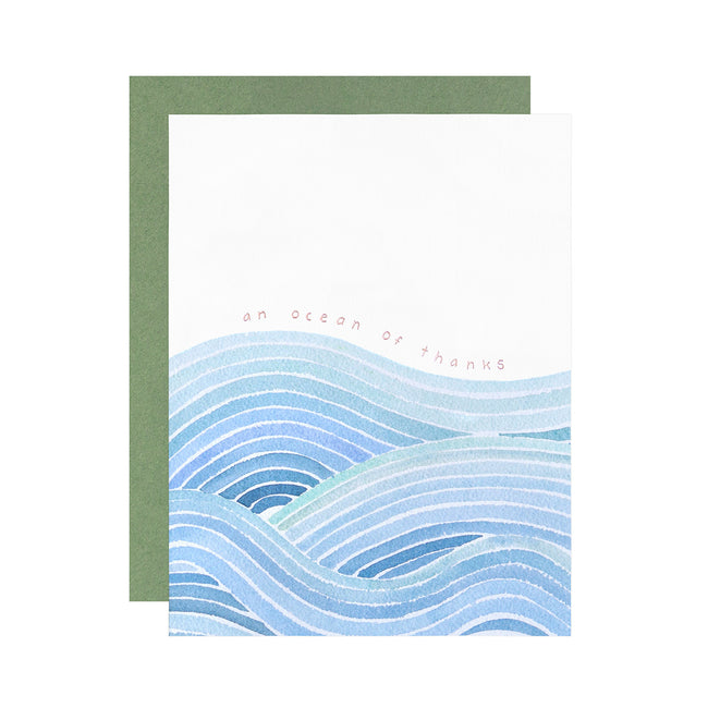 Ocean of Thanks - Boxed Set of 6