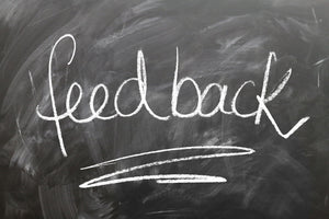 Feedback: Important for connection