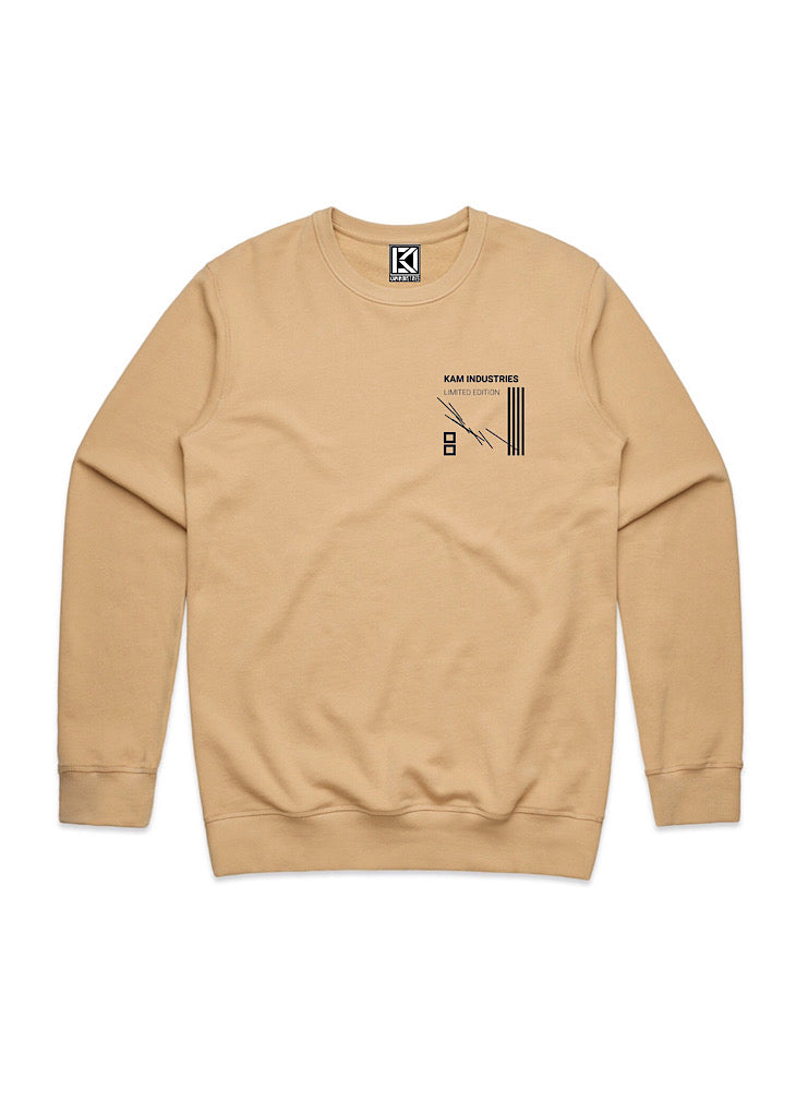 Tan Limited Edition Crew Neck