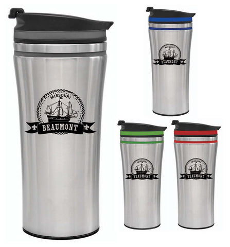 14 oz. Tumbler with Lid - Beaumont