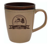 14 oz. Coffee Mug - Famous Eagle