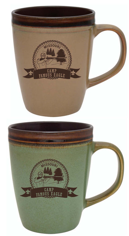 Mug 14 oz. Coffee - Famous Eagle