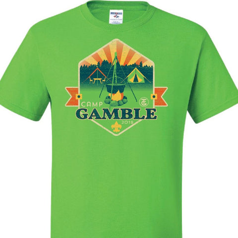 T-Shirt 2018 - Gamble