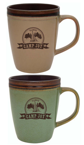 14 oz. Coffee Mug - Joy