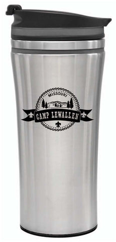 Tumbler 14 oz. with Lid - Lewallen