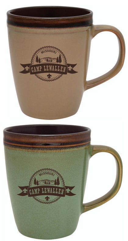 Mug 14 oz. Coffee - Lewallen