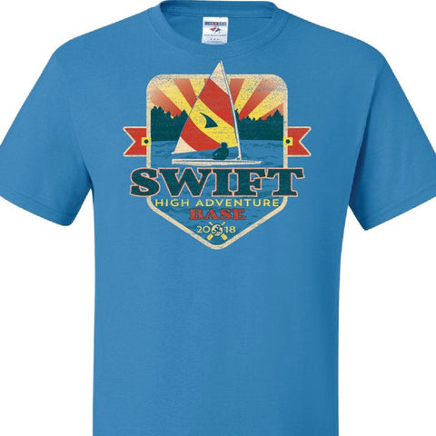 T-Shirt 2018 Blue - Swift