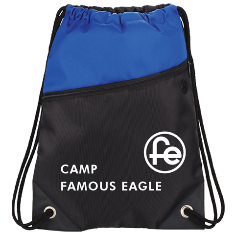 *Pre-Sale* Bag Drawstring Famous Eagle
