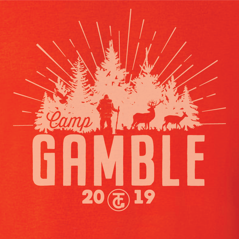 T-Shirt 2019 Gamble