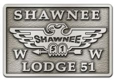 Belt Buckle - Shawnee Lodge