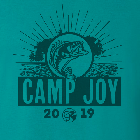 T-Shirt 2019 Camp Joy