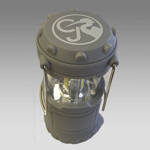 Lantern Collapsible - Camp Joy