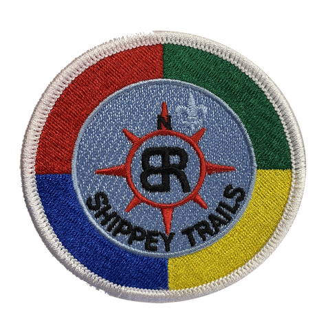 Emblem Shippey Color Trail System