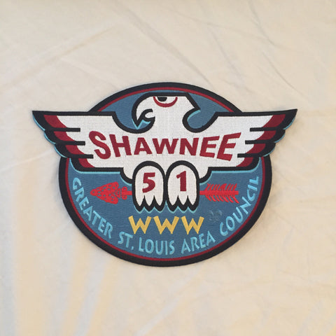 Emblem Jacket Patch - Shawnee Lodge