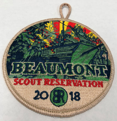 2018 Camp Patch
