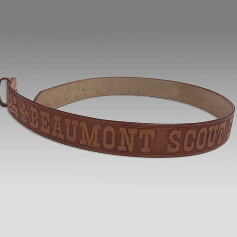 Belt - Leather Beaumont
