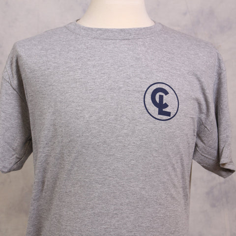 T-Shirt Gray Camp Lewallen