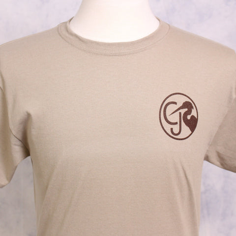 T-Shirt Beige 2018 - Camp Joy