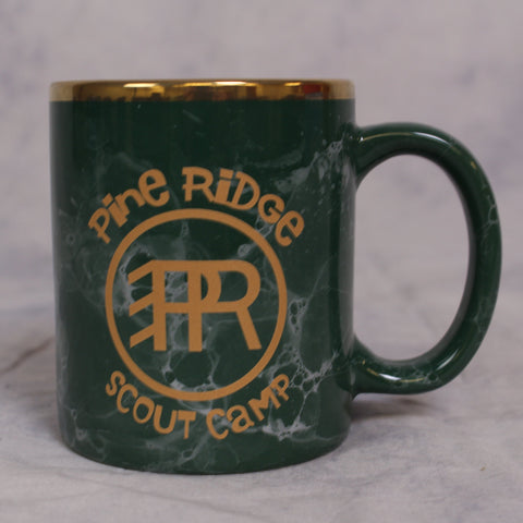 "Mug ""Pine Ridge Green Coffee Mug"""