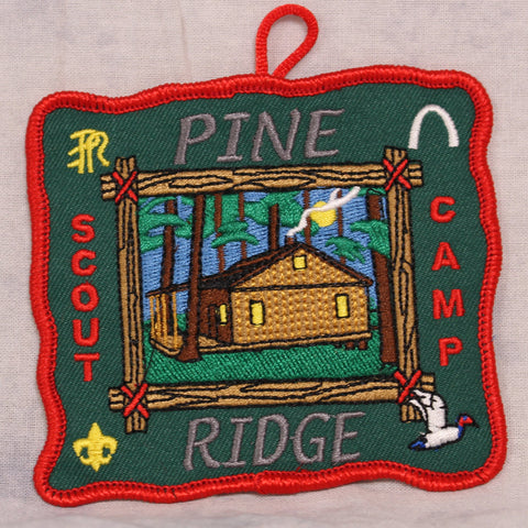 "Patch ""PINE RIDGE"""